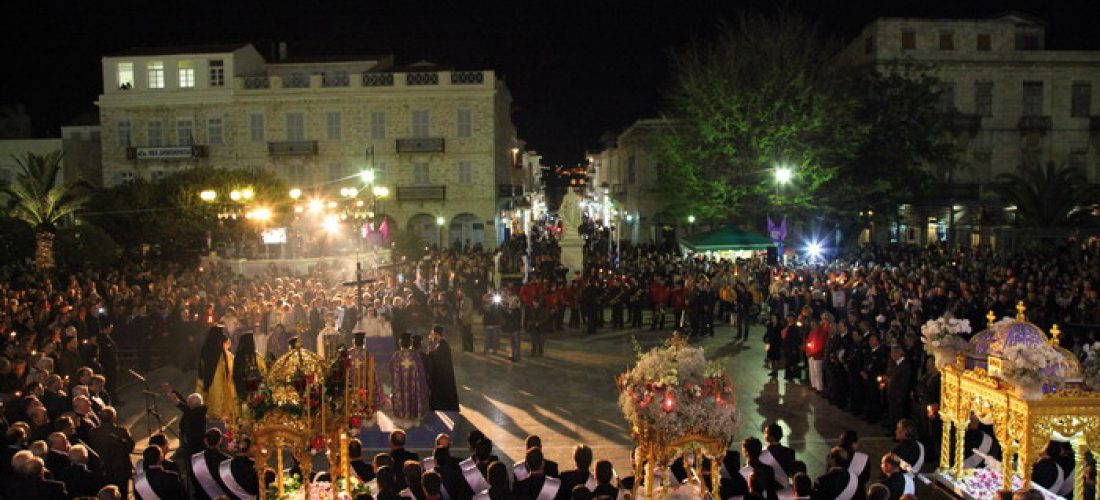 Easter at Syros