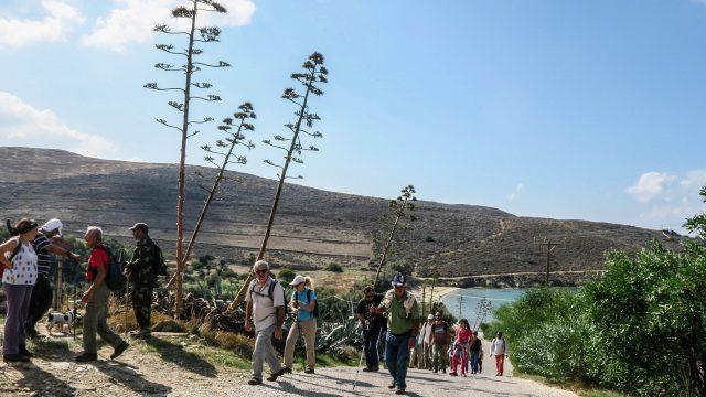 Syros Hiking