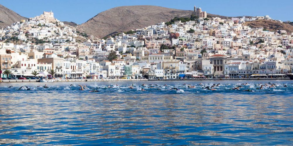 3rd TRIMORE Syros Triathlon