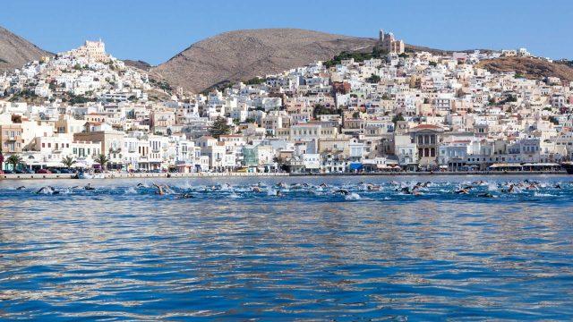 3rd TRIMORE Syros Triathlon
